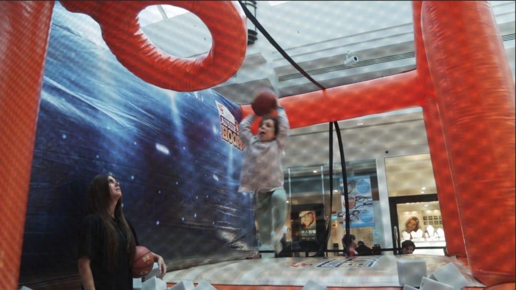 Slam Dunk Inflatable (The Glen, VIC)
